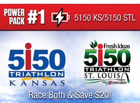 5i50 St. Louis Triathlon